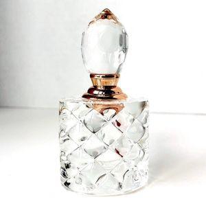 Oleg Cassini Crystal Perfume Bottle